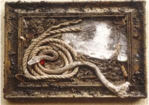 nel calore della decomposizione marte in scorpione genera la visione del serpente