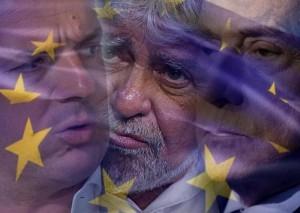 Elezioni Europee: l'Italia decide tra Renzi, Grillo e Berlusconi