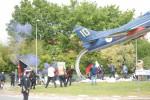 2014 06 02 antimilitaristi a Caselle (5)