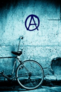 anarchia verde blu