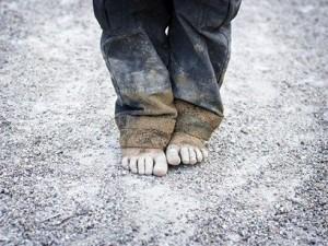 poveri piedini