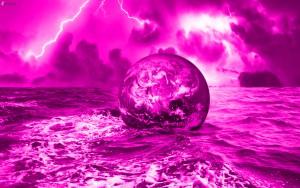 pianeta rosa